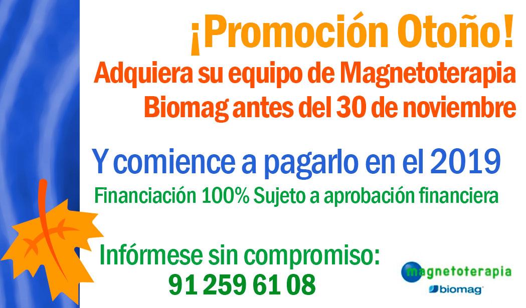 promocion biomag otoño 2018