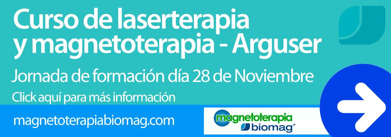 Curso de Laserterapia y Magnetoterapia