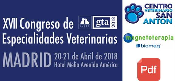 congreso especialidades veterinarias biomag