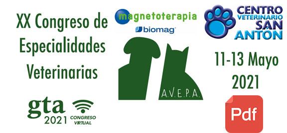 congreso especialidades veterinarias magnetoterapia